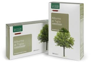 Alburno di Tiglio BIO Ligne de Plantes Natura Service