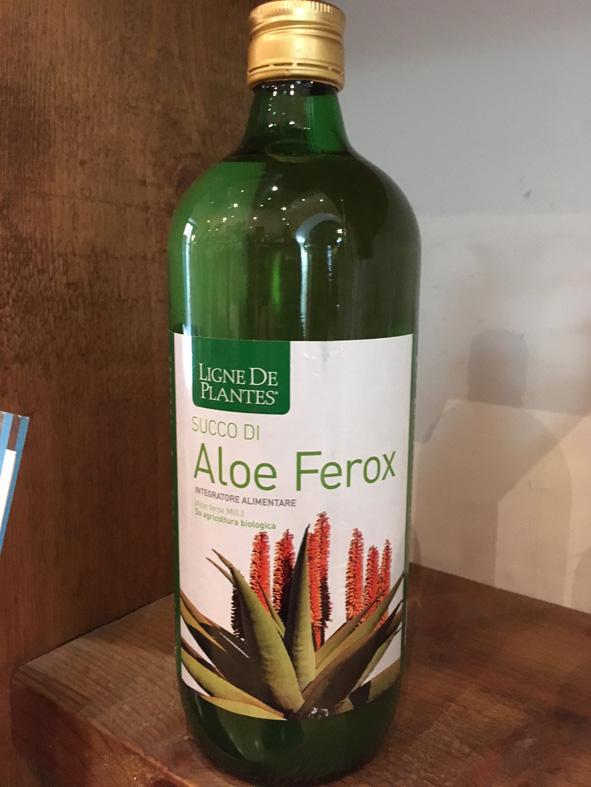 Aloe Ferox Ligne De Plantes