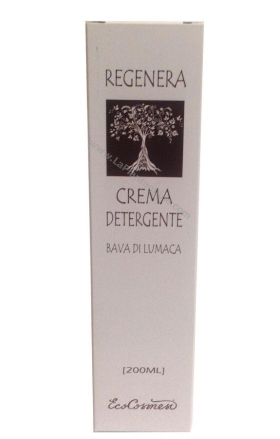 Crema Detergente Bava di Lumaca - Regenera