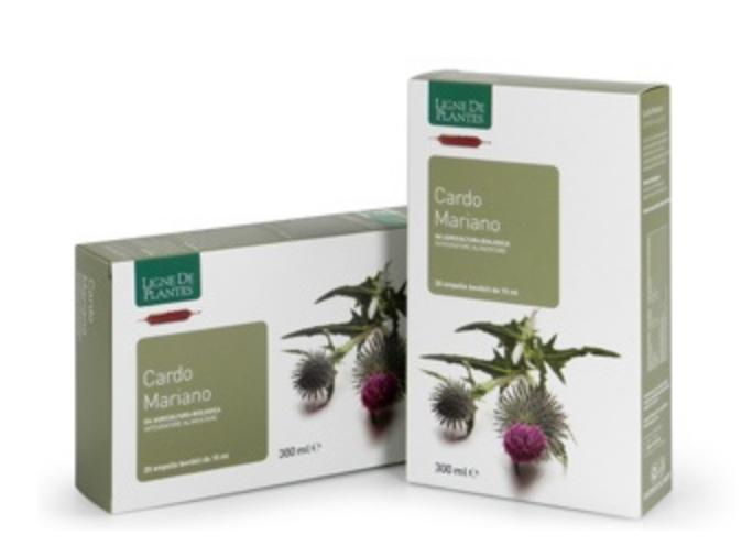 Cardo Mariano Bio Ligne de Plantes