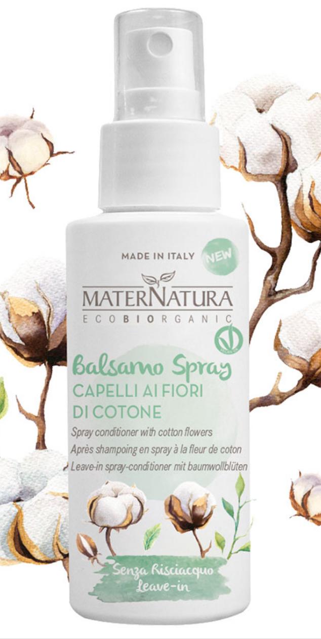 Mater Natura Balsamo Spray Capelli