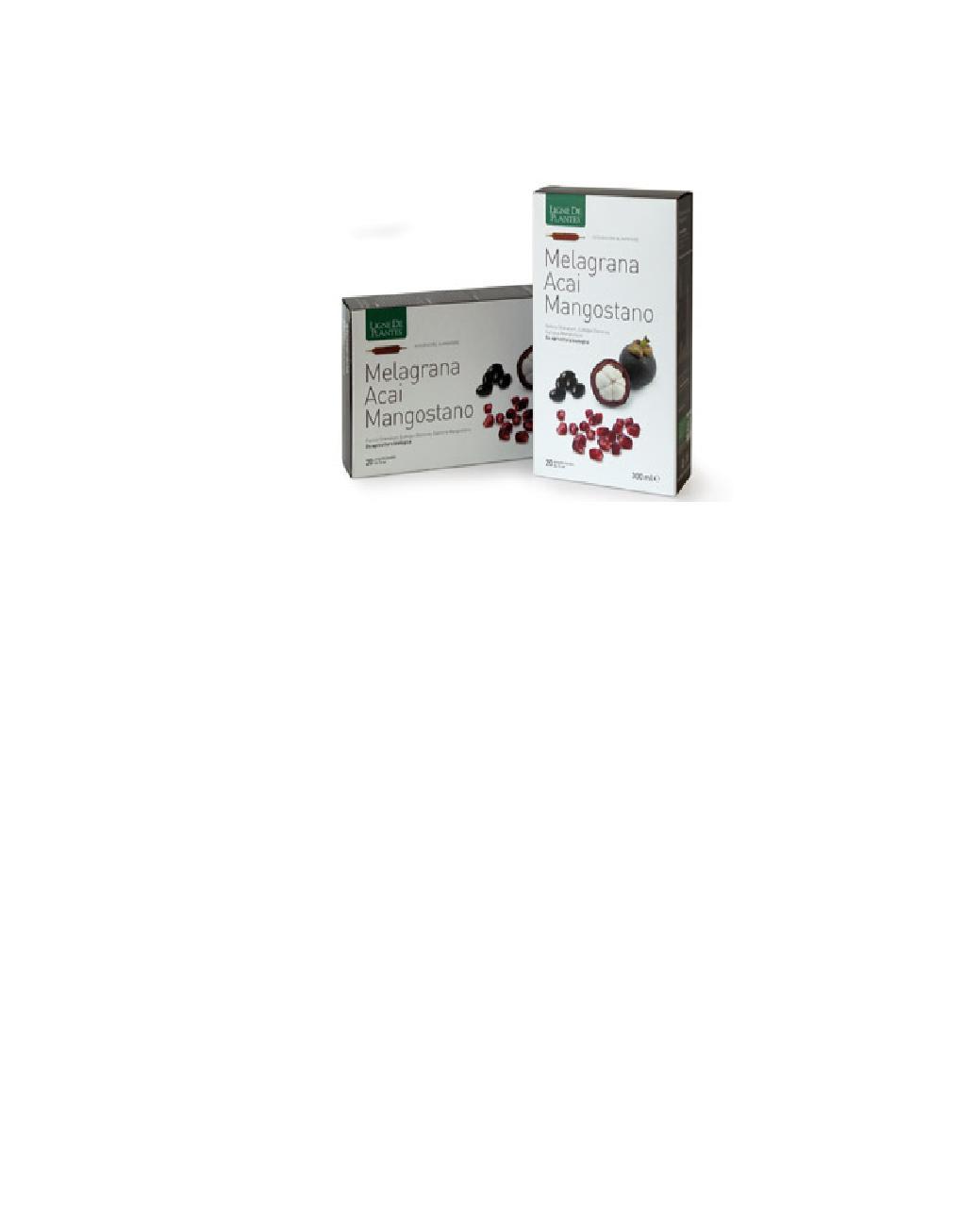 Melagrana Acai Mangostano BIO antiossidante