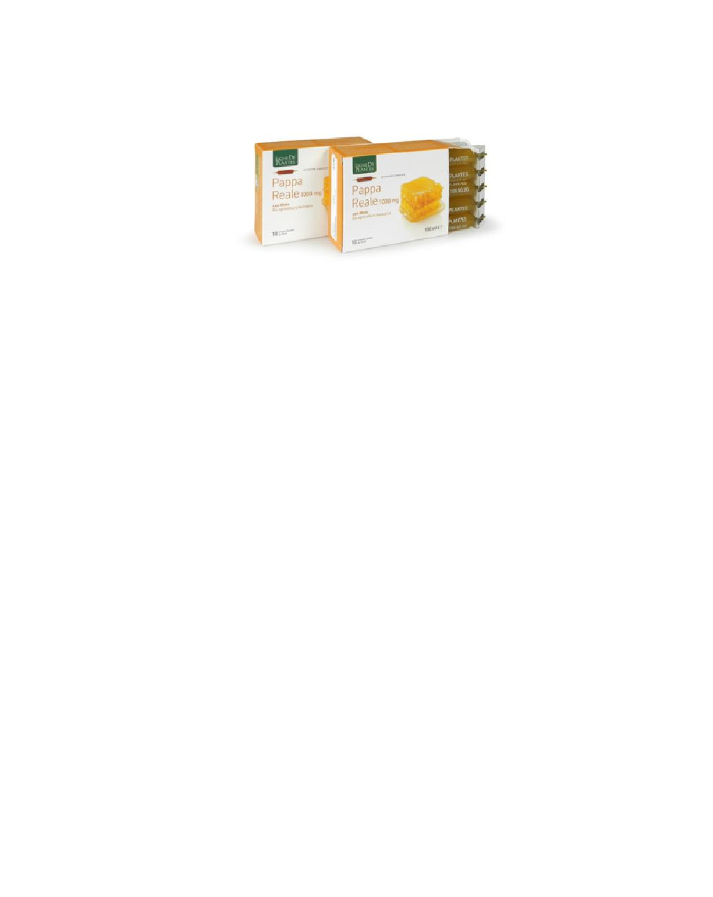 Pappa Reale 1000 mg Bio e Miele
