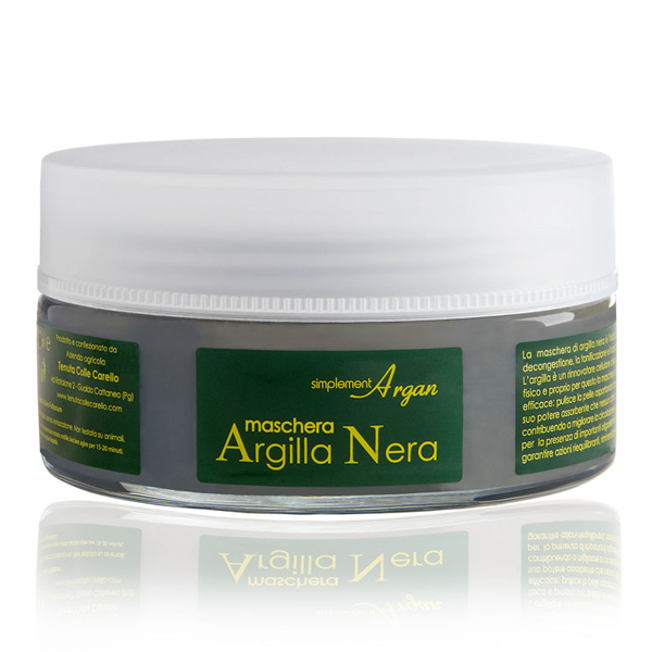 Argilla Nera 100ml - Simplement