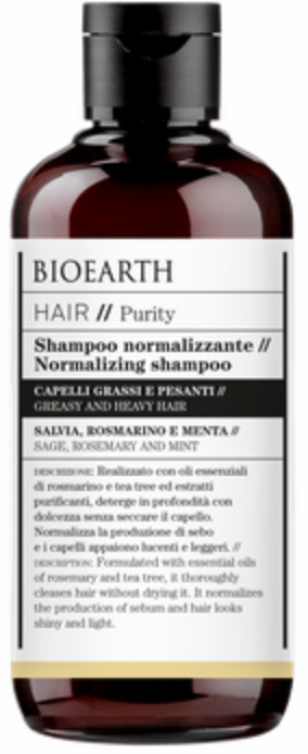 Bioearth Shampoo Normalizzante