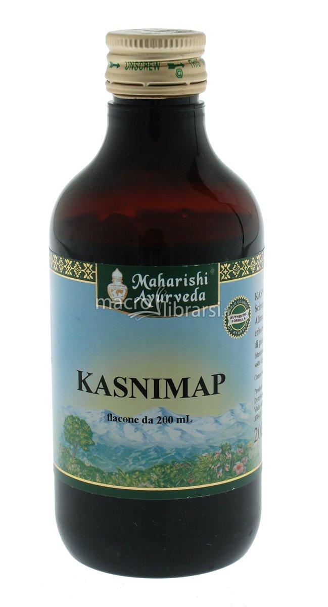 Kasnimap Sciroppo Naturali Difese dell'Apparato Respiratorio - Maharishi Ayurveda