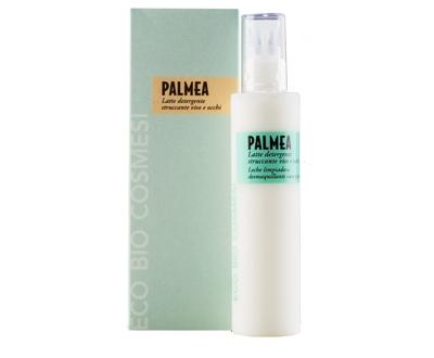 Palmea Latte Detergente Struccante Viso e Occhi
